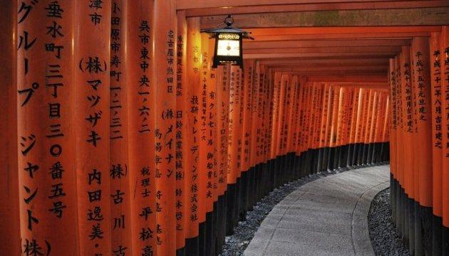 Англомовні додатки з'являться в храмах Кіото