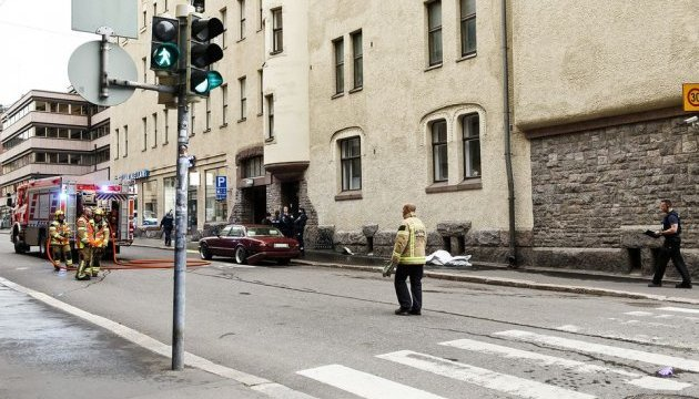 Наезд на пешеходов в центре Хельсинки полиция считает умышленным