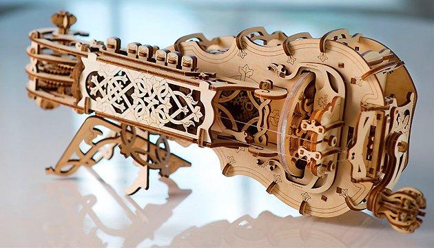 3D-пазлы из дерева: украинцы собрали почти $290 000 на Kickstarter