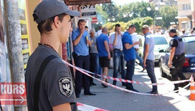 Розстріл авто в Івано-Франківську: поліція відкрила справу