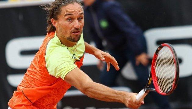Долгополов програв Беллуччі на старті турніру в Австрії