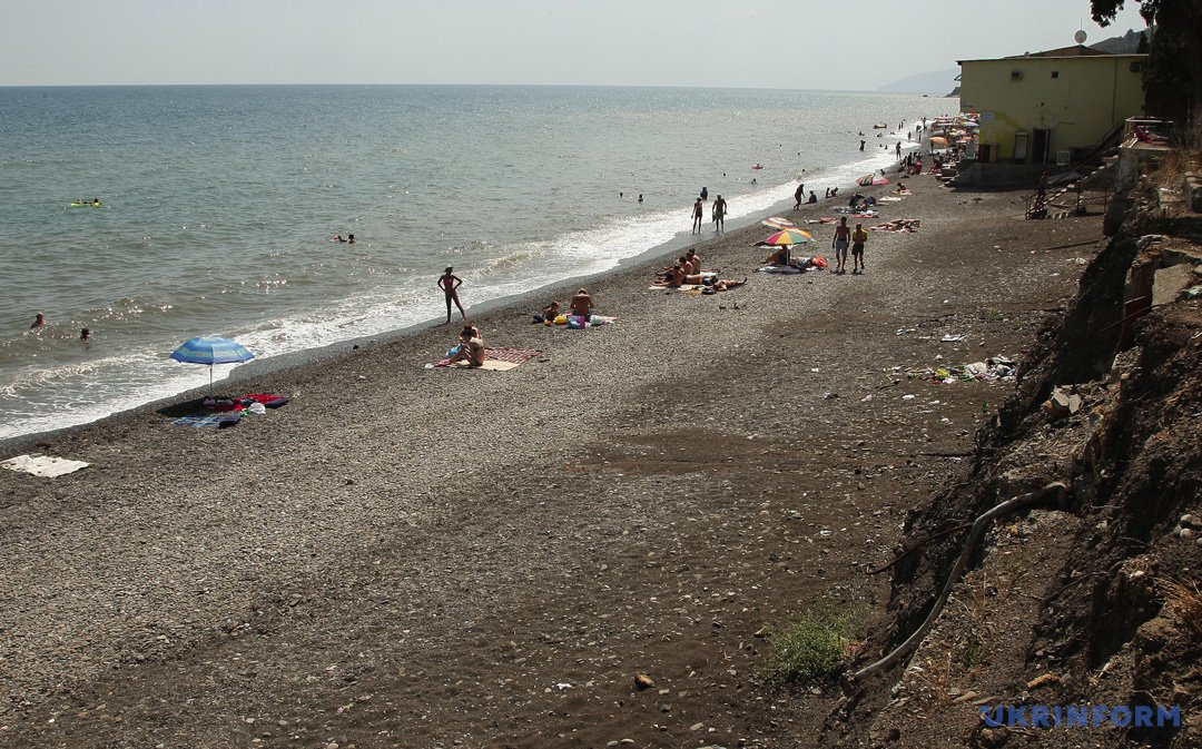Курортный сезон в Крыму