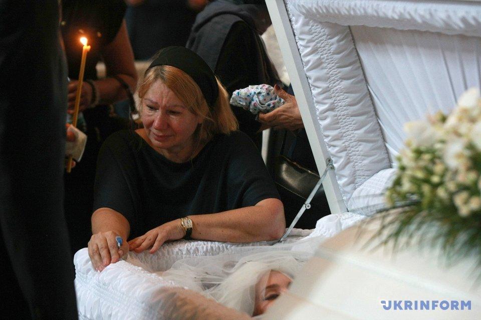 Мать погибшей на 100% уверена, что авария была подстроена.