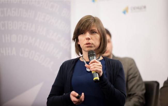 Марія Репко, заступник директора Центру економічної стратегії