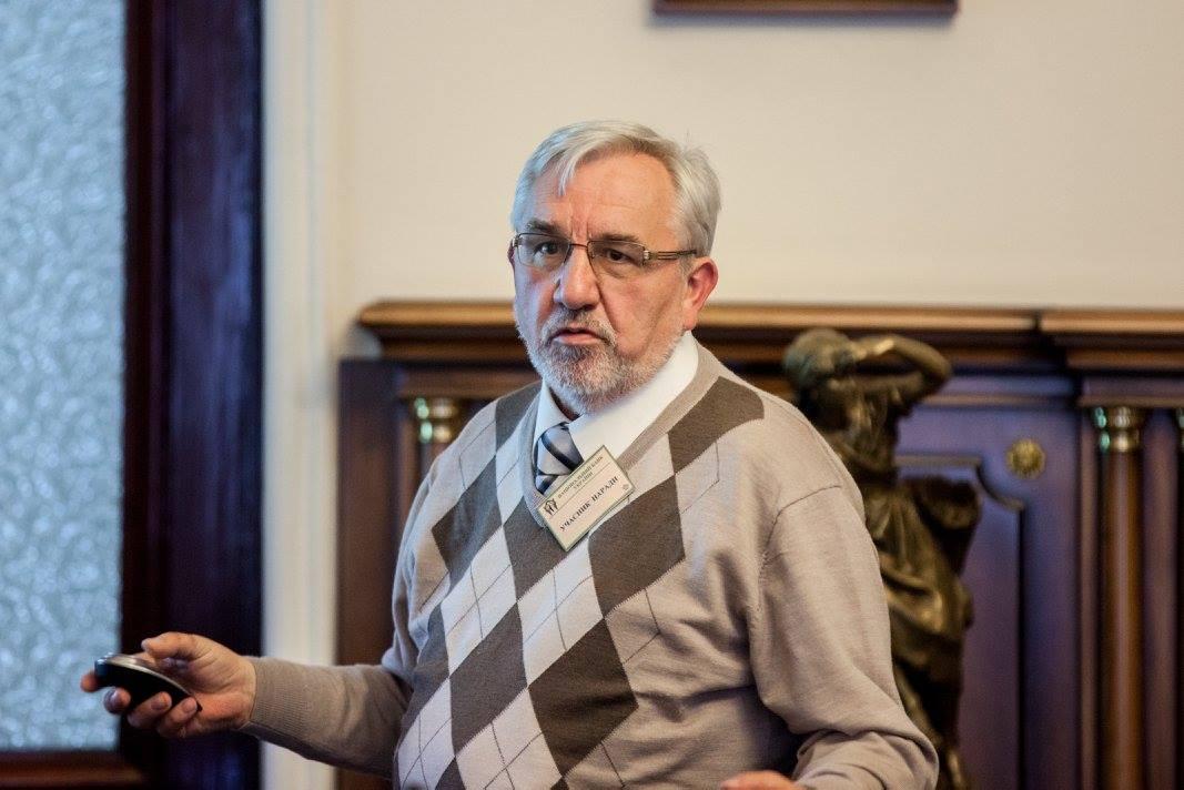 Анатолій Дробязко, колишній радник голови НБУ та екс-начальник департаменту банківського нагляду