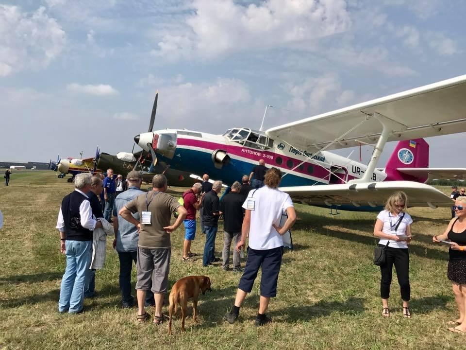 Украинский самолет Ан-2 установил новый мировой рекорд— Второй загод