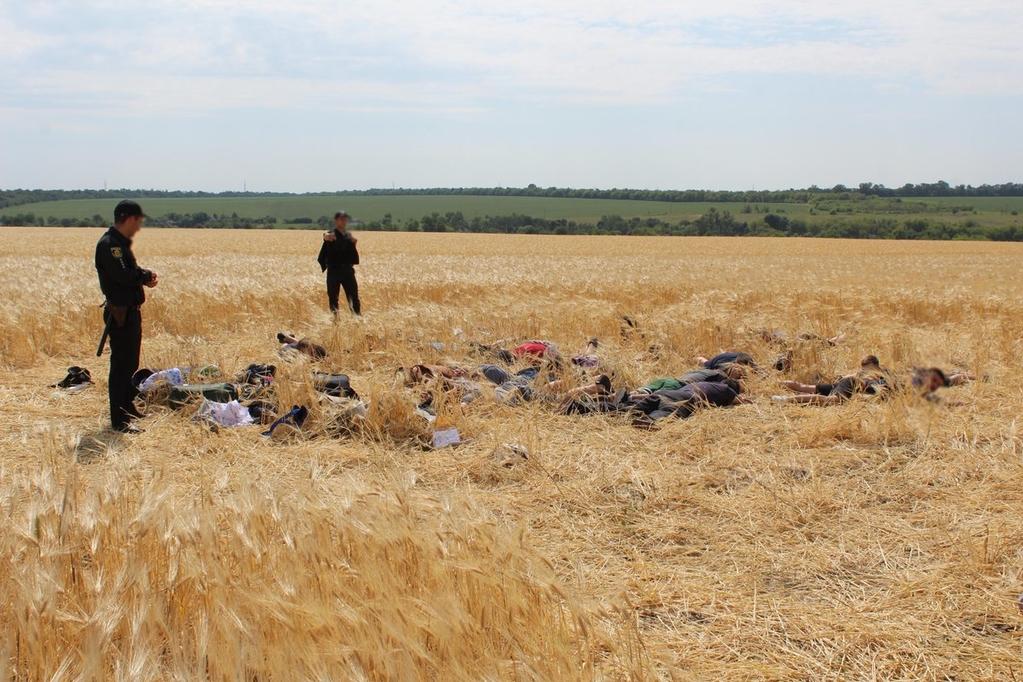 Поліція затримала 31 особу, які намагались захопити ферму на Кіровоградщині (червень, 2017)