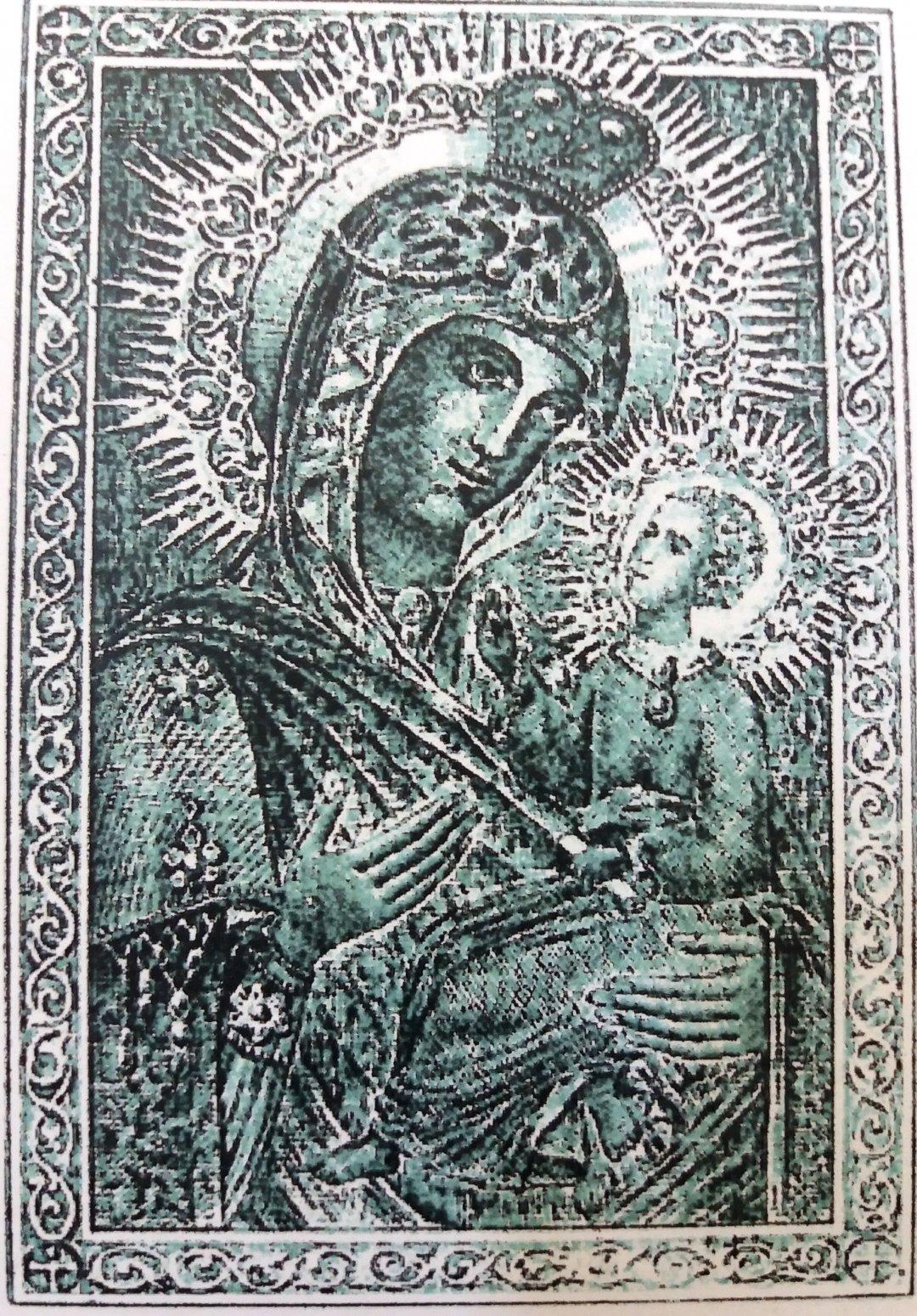 Віленська ікона Матері Божої Одигітрії