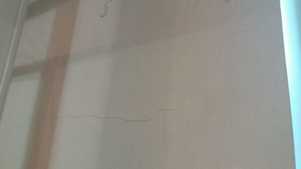 Руйнування стін в будинку-музеї Булгакова // ГО «Громада Андріївський узвіз»