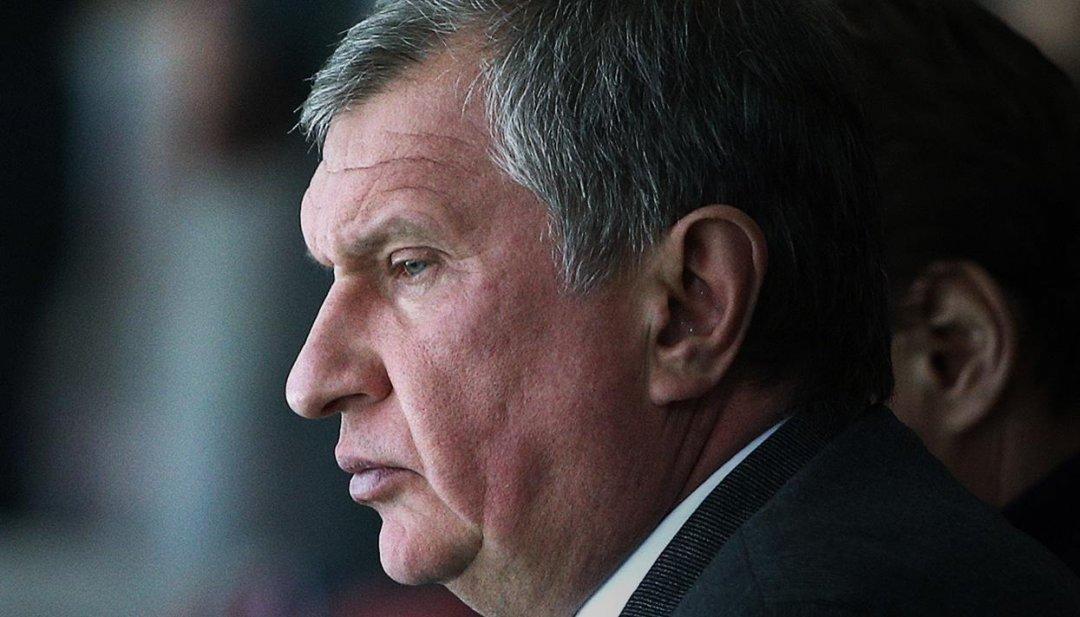 Ігор Сєчін, президент державної нафтової компанії «Роснафта»