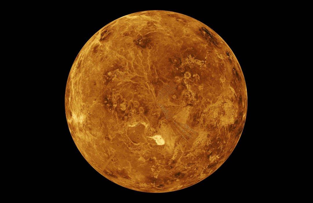 Image Credit: SSV, MIPL, Magellan Team, NASA