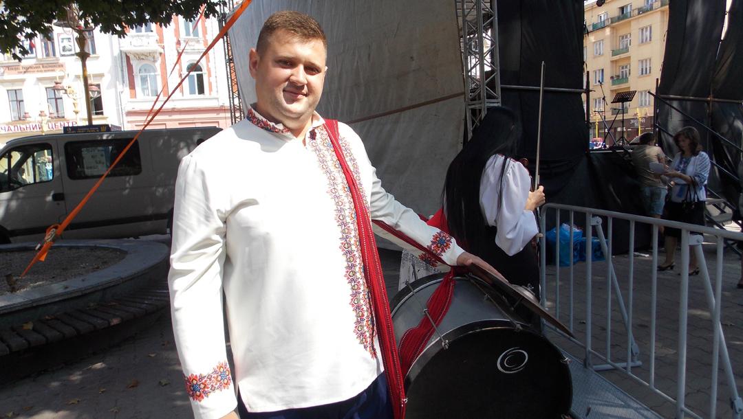 Віктор Хорт , гурт