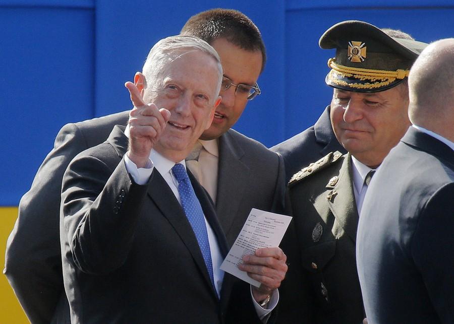 Волкер: міністри оборони не приїжджають