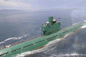 КНДР побудувала субмарину водотоннажністю три тисячі тонн - ЗМІ