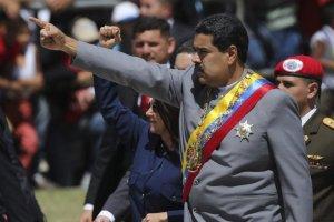 Мадуро заявил, что разрывает дипломатические отношения с Колумбией