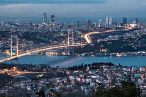 В Стамбуле построят первый в мире подземный трехэтажный тоннель