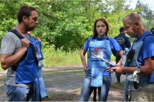 """Сапери """"The Halo Trust"""" починають гуманітарну місію на Донбасі"""