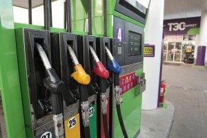 Бензин А-95 на Київщині продають по 26,99-31,99 гривні