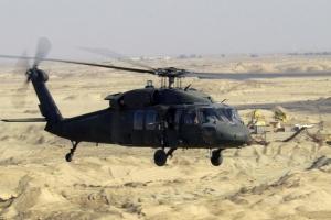 """Падіння """"Чорного яструба"""": у результаті авіакатастрофи загинули нацгвардійці США"""