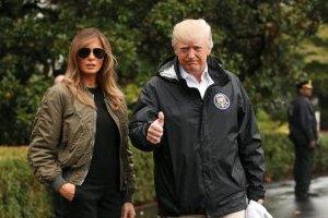 """Подружжя Трампів потрапило у номінанти """"Золотої малини"""""""