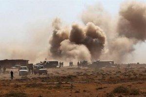На границе между Ираком и Кувейтом взорвалась бомба