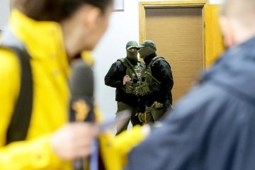 汚職対策局(NABU)、国営防衛企業に約20回の家宅捜索実施