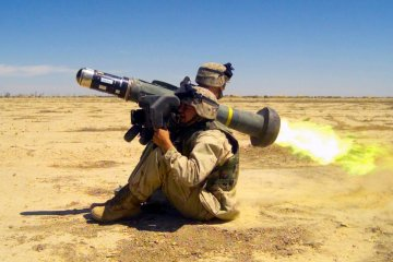 Khomchak: Each brigade in JFO area will be reinforced by Javelins