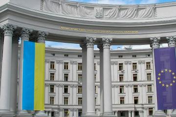 宇外務省、ベラルーシ政権がクリミア占領政権とコンタクトを取ったことに抗議