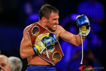 Vasyl Lomachenko ranks fourth in The Ring world best boxers rating