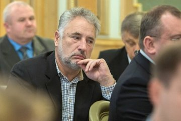 Government approves Zhebrivsky's resignation as Donetsk regional governor