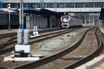 Groysman: La modernización del ferrocarril es una prioridad del gobierno