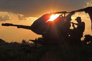 One Ukrainian soldier killed in Donbas in last day