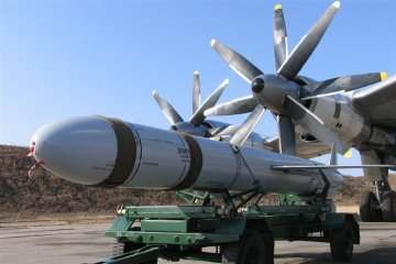 Russian missiles from Crimea may reach Europe and Middle East