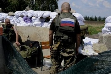 Russian commanders concealing info on casualties in east Ukraine - intelligence