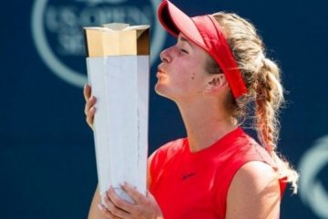 Svitolina wins Rogers Cup in Toronto, becomes world No.4