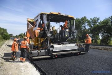 Ukrawtodor: Für Instandsetzung von Hauptautobahnen benötigt man mindestens 300 Mrd. UAH