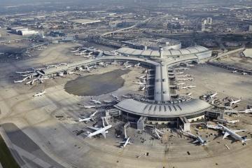 L'aéroport de Toronto a commencé à écrire Kyiv au lieu de Kiev