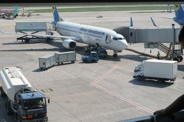 Ukrainian airports increased passenger flow by almost 30% in 2017