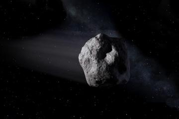 NASA провела успішну операцію із забору ґрунту з астероїда Bennu