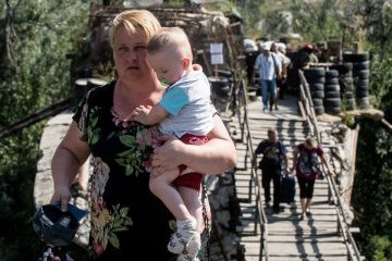 More than 400 civilians injured in Donbas due to hostilities since the beginning of 2017 – Hug