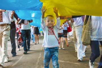 World leaders congratulate Ukraine on Independence Day