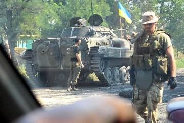 Donbass: Zwei Soldaten im Konfliktgebiet verletzt