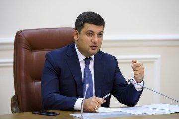 Volodymyr Groisman va se rendre dans la région d'Odessa