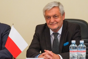 Ambassador of Poland Jan Pieklo completes diplomatic mission in Ukraine