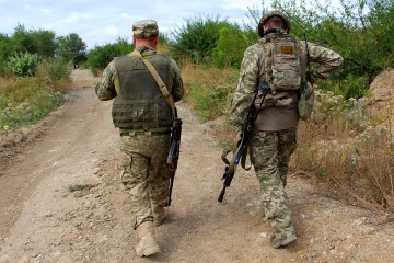 Militants launched 36 attacks on Ukrainian troops in Donbas in last day