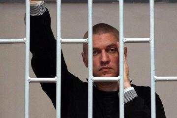 露に拘束されるクリーフ氏、5年間家族と面会できず