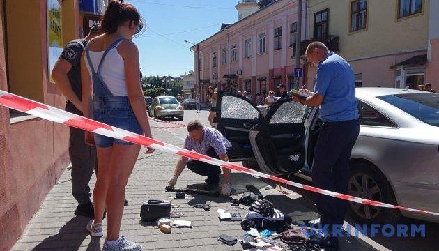 Розстріл авто в Івано-Франківську: поліція затримала підозрюваного