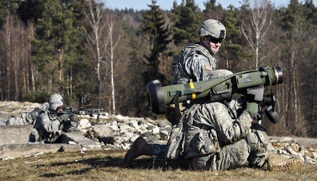 США поставили Грузии противотанковые комплексы Javelin