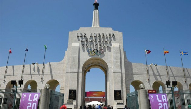 Лос-Анджелес получит 18 млрд долларов для проведения Олимпиады-2028