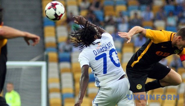 Dynamo loses to Young Boys, pulls out of Champions League